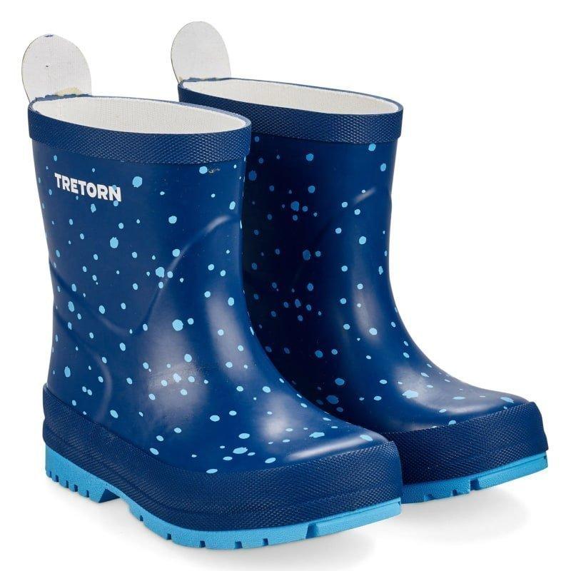 Tretorn Sticky Dots 28 Blue
