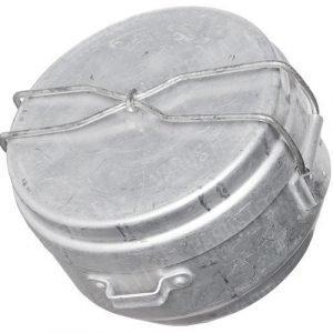 Tsekkoslovakialainen pakki alumiinia ylijäämä