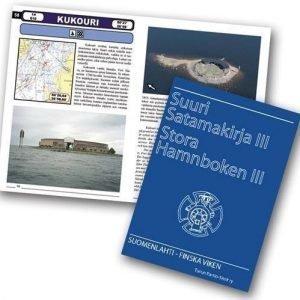 Turun Partio-Sissit ry Suuri Satamakirja III- Suomenlahti