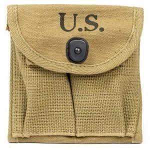 US M1 lipastasku khaki repro