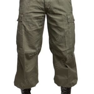 US viidakkopuvun housut 1st pattern repro
