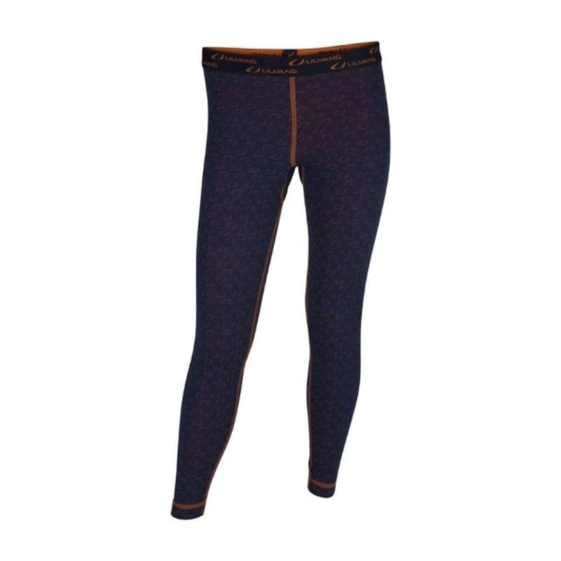 Ulvang 50Fifty pants Jr 12 New Navy/Red Orange