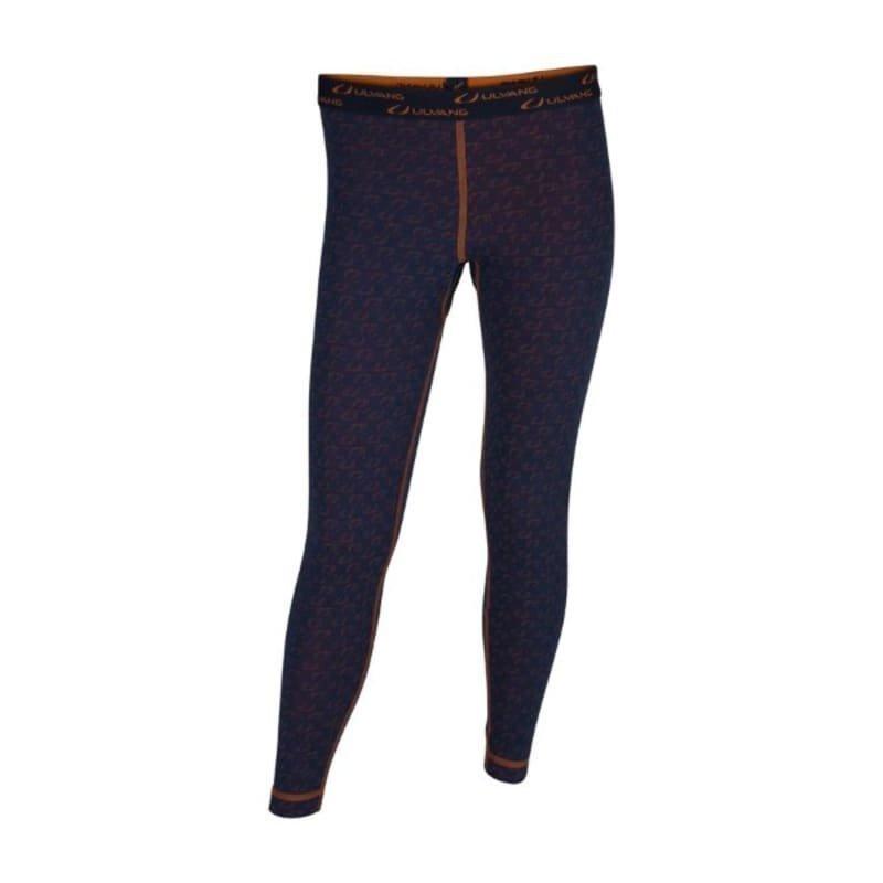 Ulvang 50Fifty pants Jr 9 New Navy/Red Orange