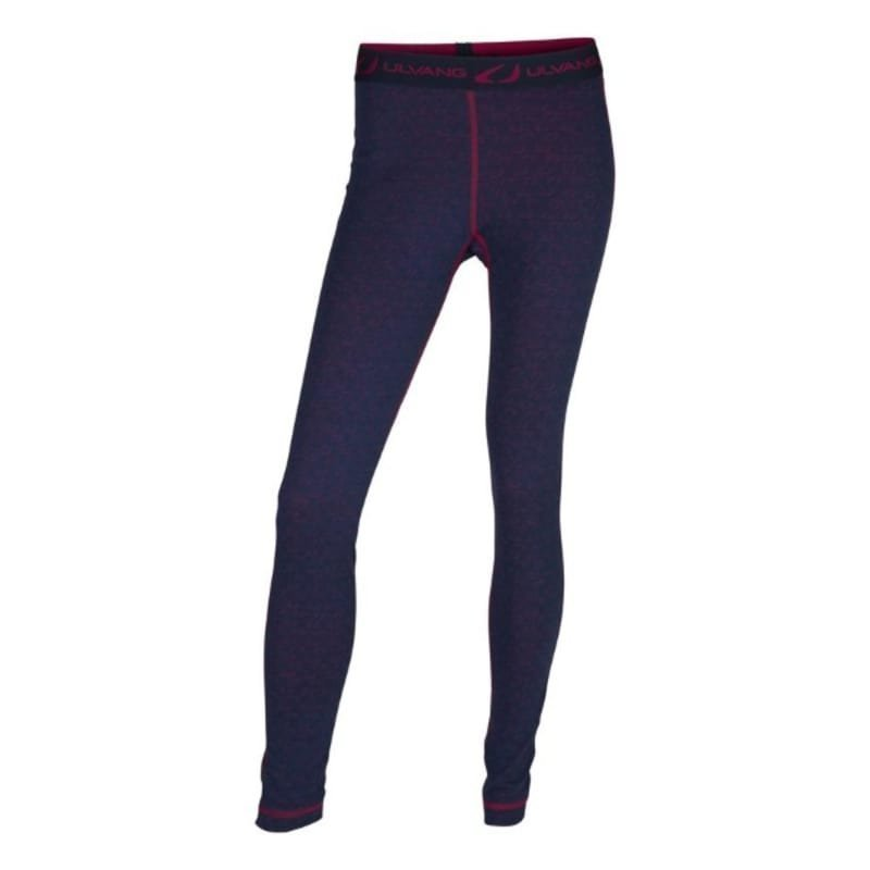 Ulvang 50Fifty pants Ws L New Navy/Persian Red