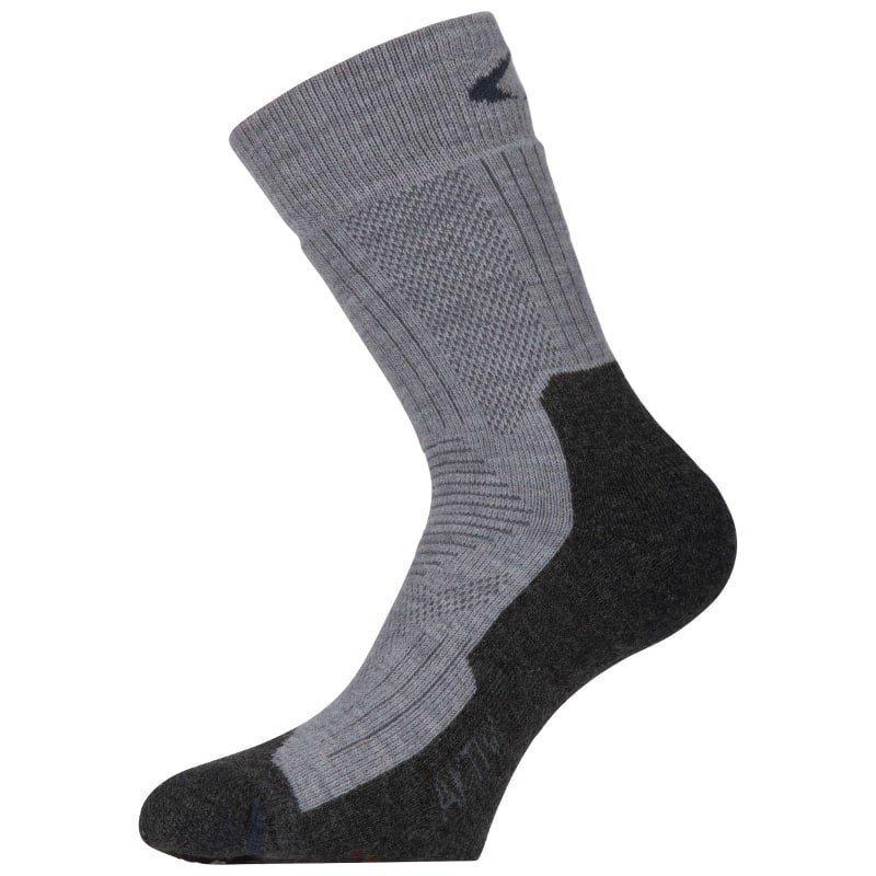 Ulvang Aktiv 40-42 Grey Melange/Charcoal Melange