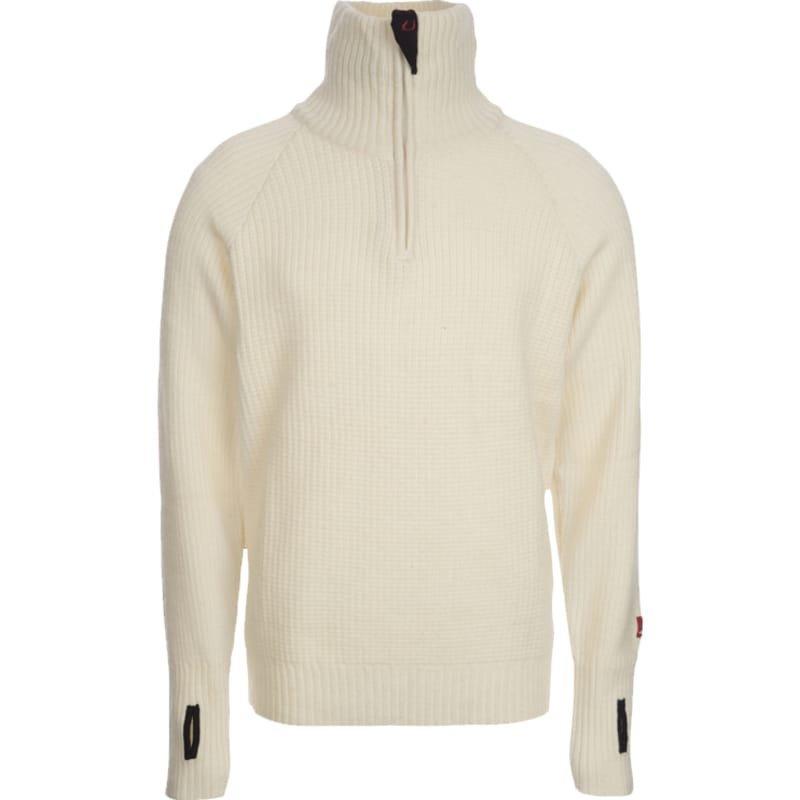 Ulvang Rav Sweater w/zip L Vanilla
