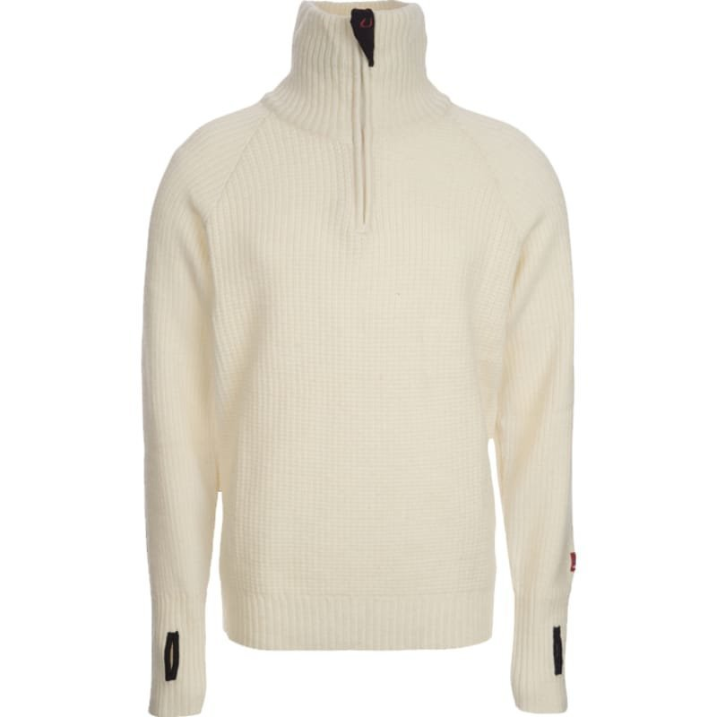Ulvang Rav Sweater w/zip XL Vanilla