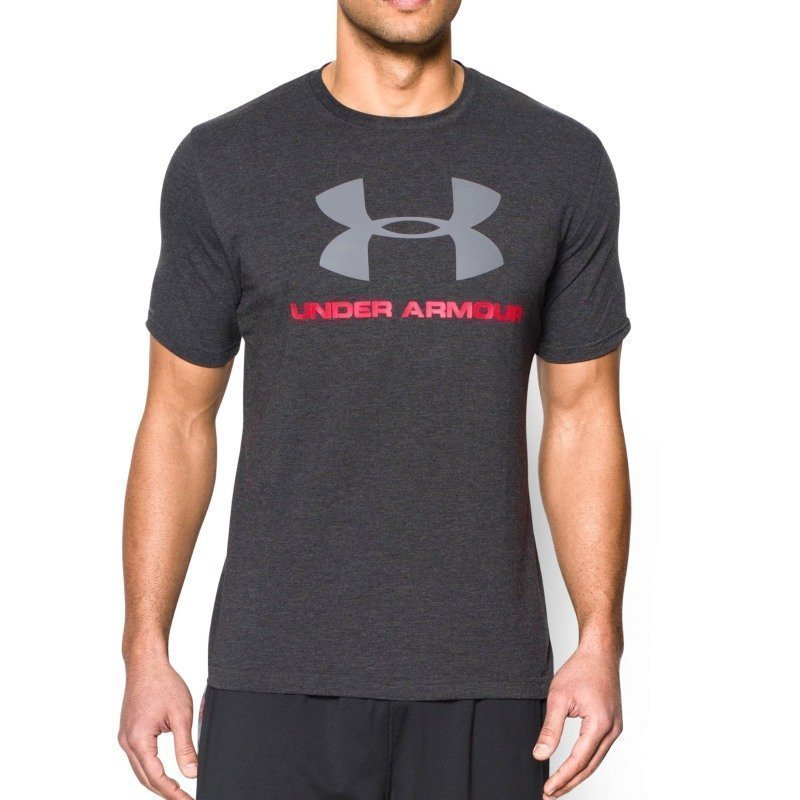 Under Armour Cc Sportstyle Logo MD Black