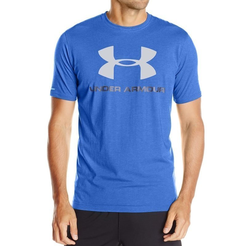 Under Armour Cc Sportstyle Logo SM Royal