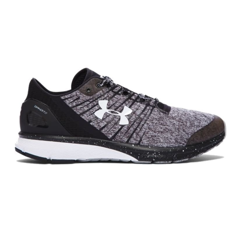Under Armour Men's UA Charged Bandit 2 US 8/EU 41 Black