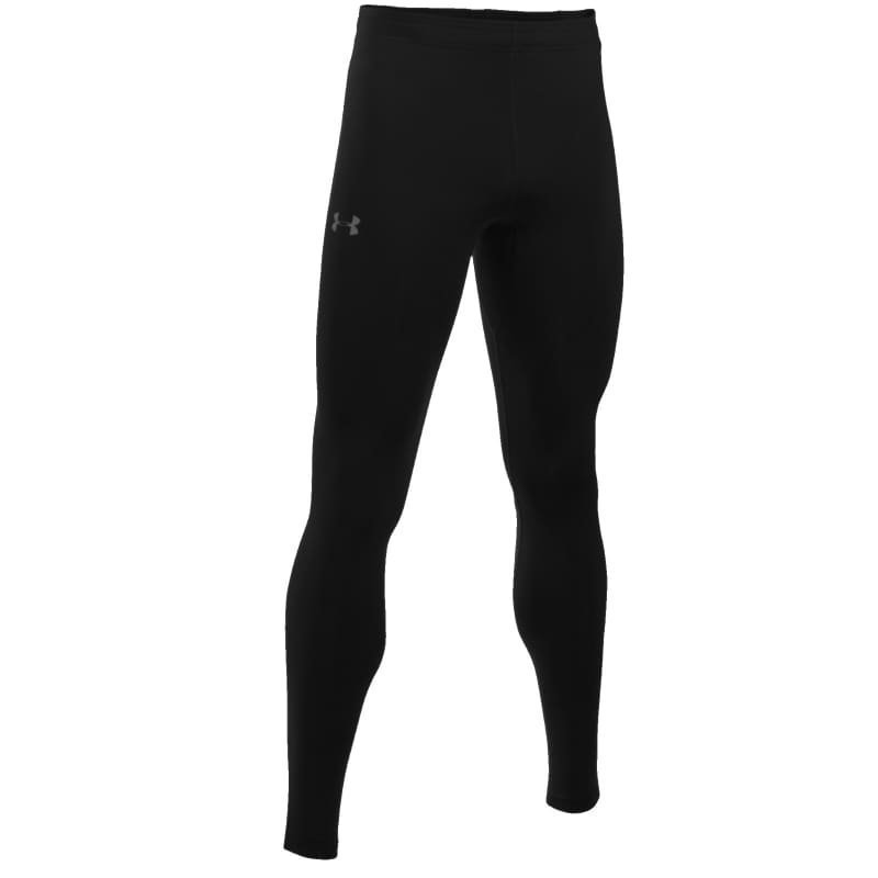 Under Armour Men's UA NoBreaks Run Leggings LG Black