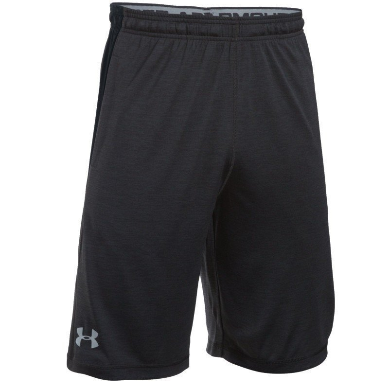 Under Armour Men's UA Raid Printed 25cm Shorts XXL Black