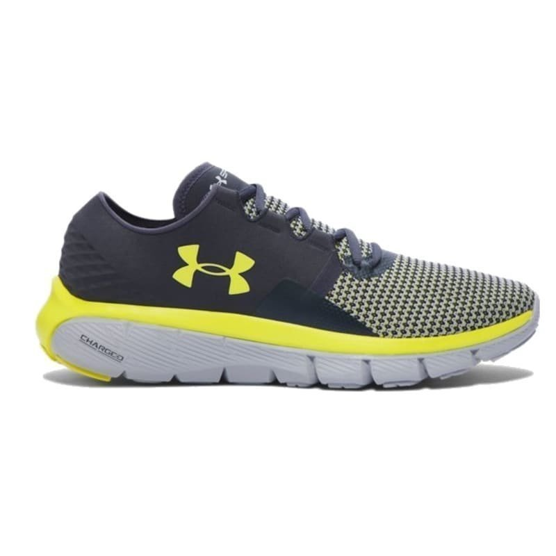 Under Armour Men's UA SpeedForm Fortis 2 US 9.5/EU 43 Stealth Gray