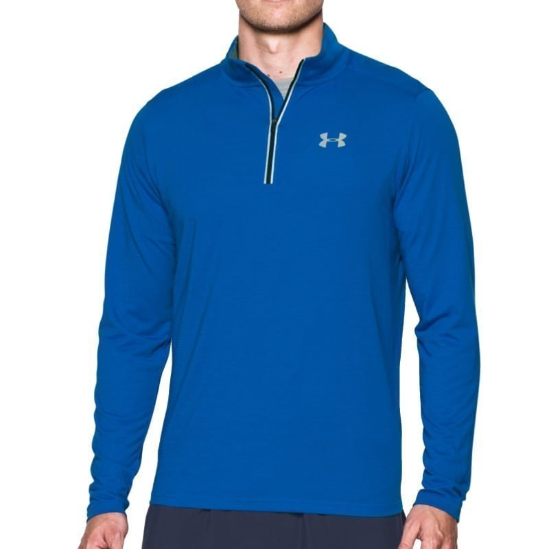 Under Armour Men's UA Streaker Run 1/4 Zip SM Ultra Blue