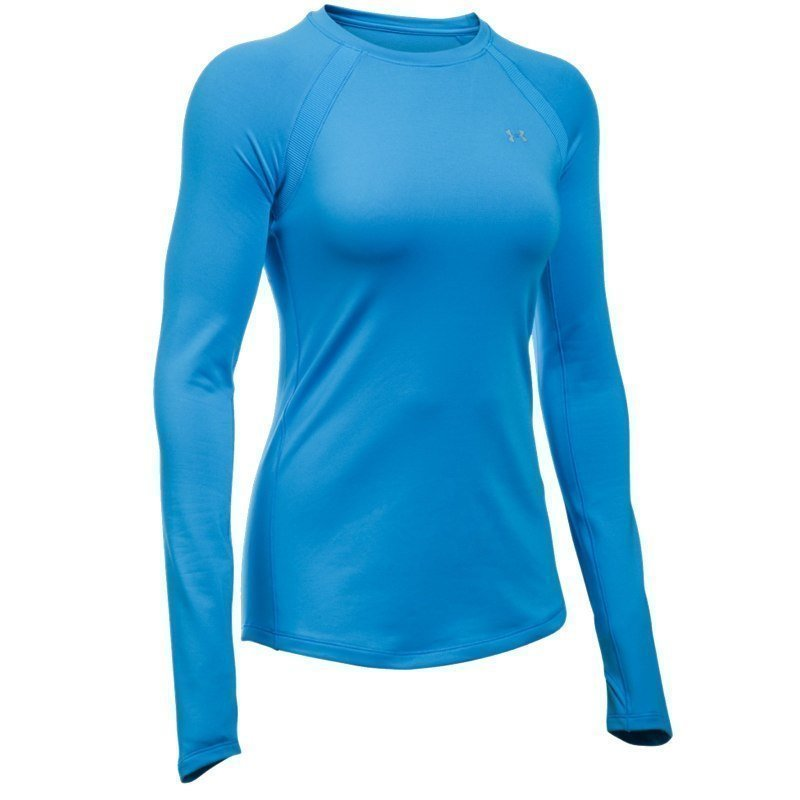 Under Armour Women's ColdGear Armour LS MD Water