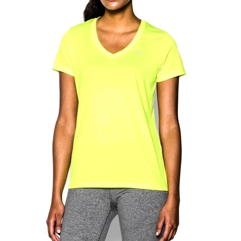 Under Armour Women's SS Tech Tee XS X-Ray