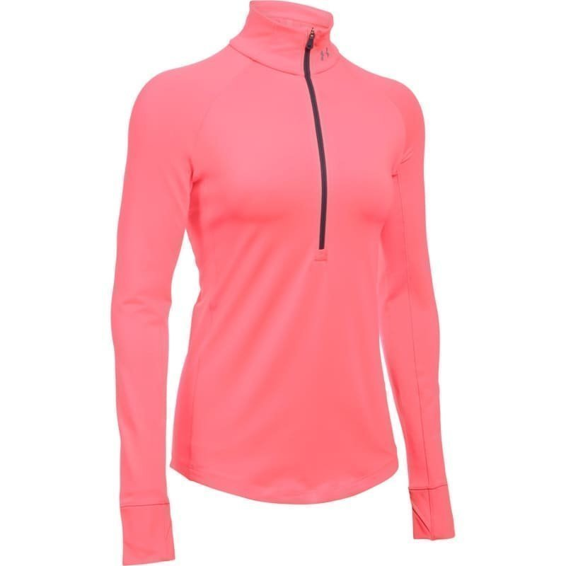 Under Armour Women's UA ColdGear 1/2 Zip LG Brilliance