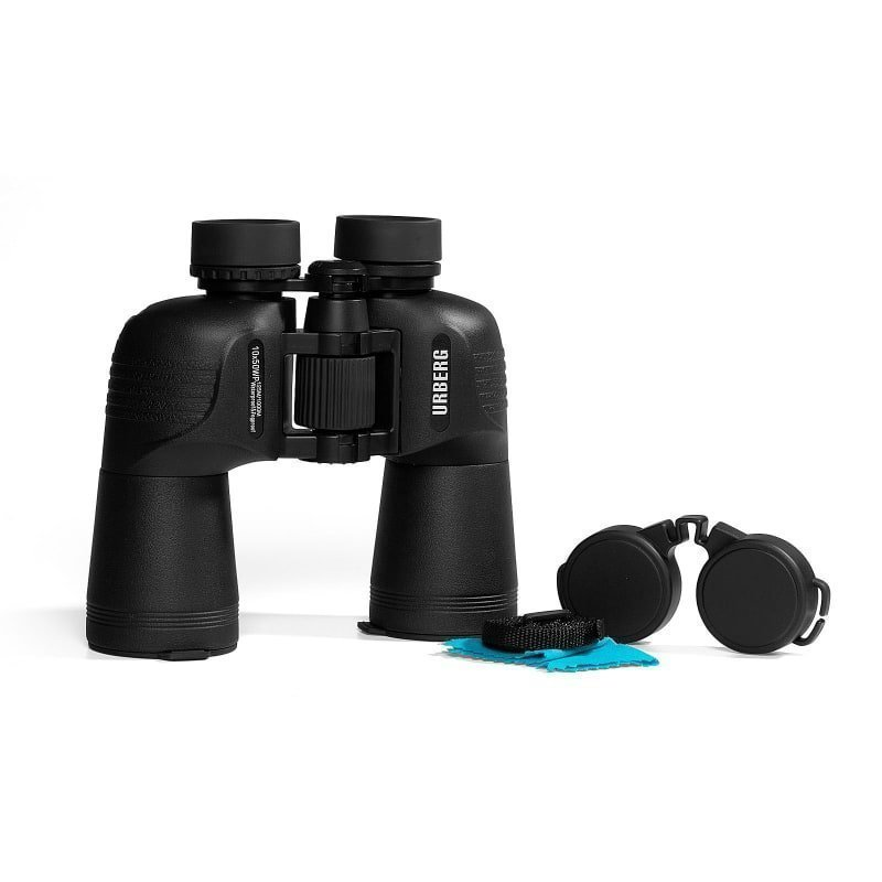 Urberg 10x50WP 1SIZE Black