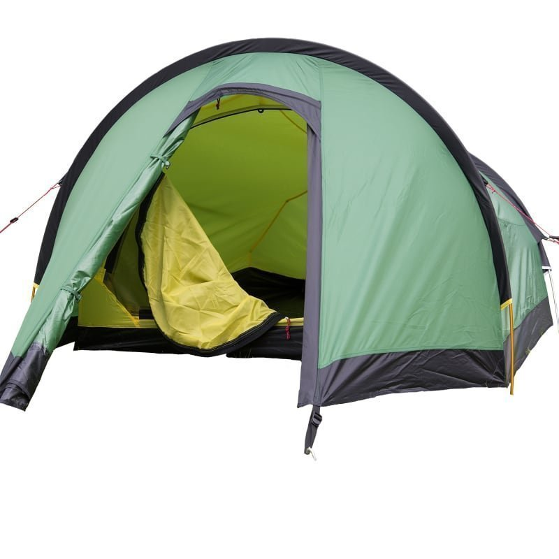 Urberg 2-Person Tunnel Tent 1SIZE Green