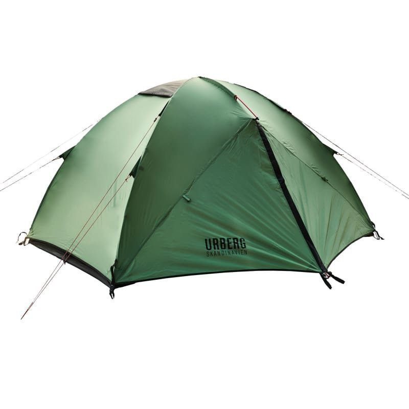 Urberg 2-person Dome Tent 1SIZE Green