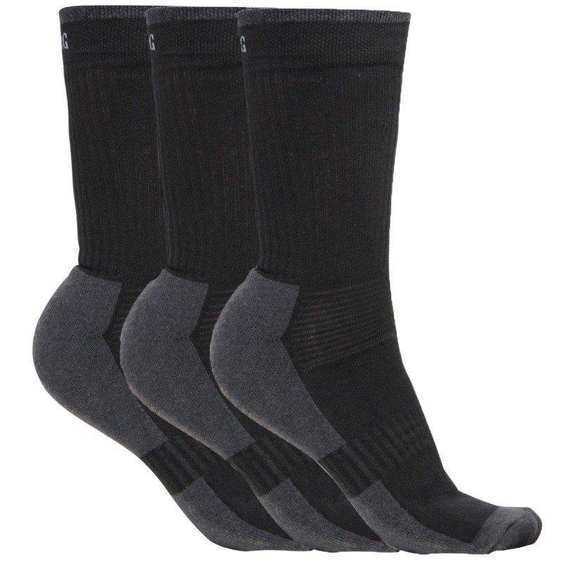 Urberg 3-pack Basic Socks 36-39 Black