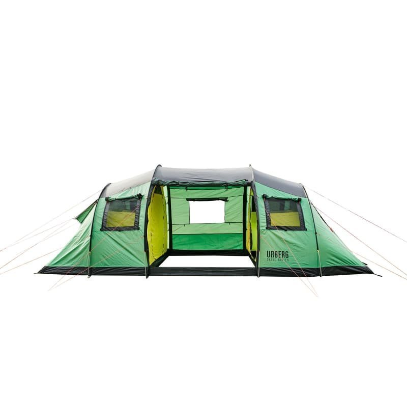 Urberg 6-person Tunnel Tent 1SIZE Green
