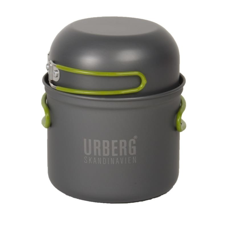 Urberg Cooking Set 1SIZE Grey