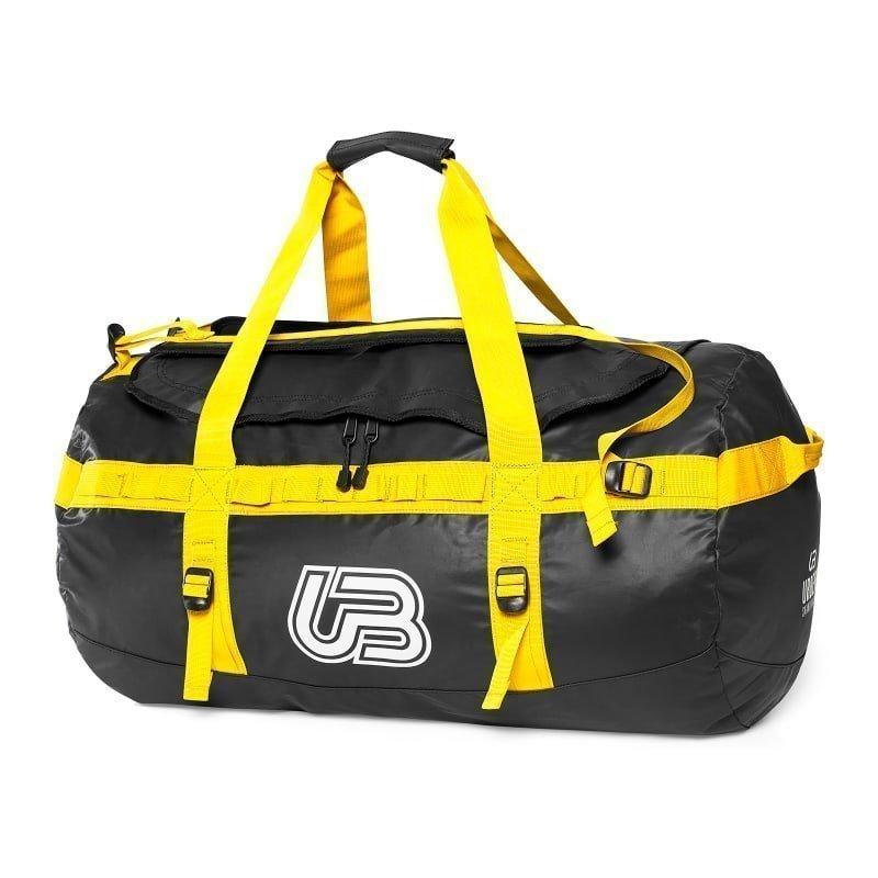 Urberg Duffelbag Hälsing 50 1SIZE Black / Mustard Yellow