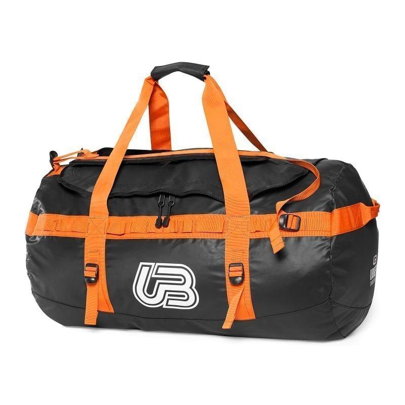 Urberg Duffelbag Hälsing 50 1SIZE Black / Rusty Red