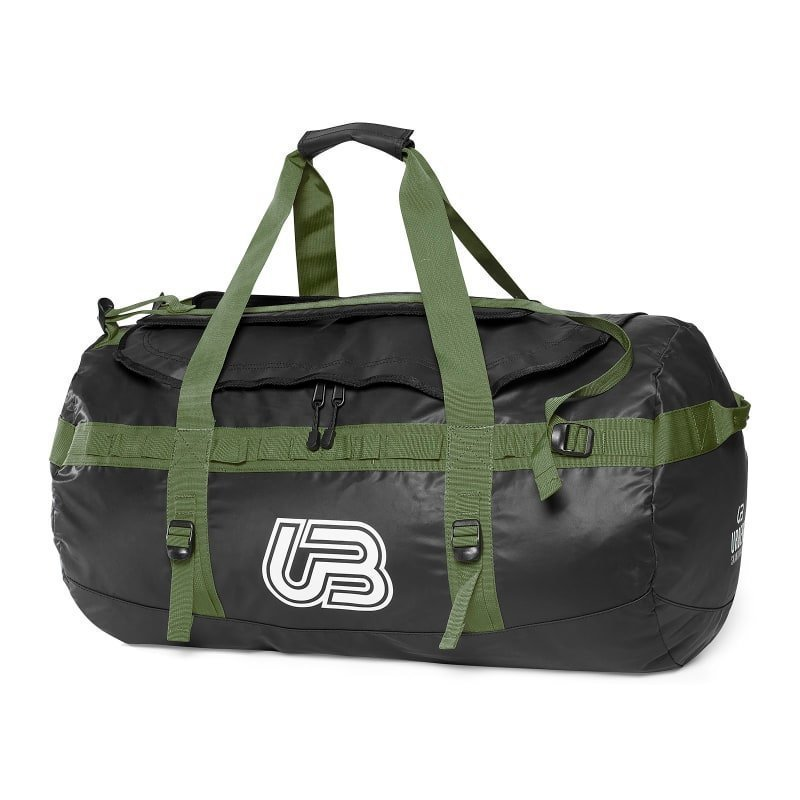 Urberg Duffelbag Hälsing 70 1SIZE Black / Forest Green