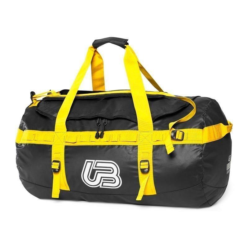 Urberg Duffelbag Hälsing 70 1SIZE Black / Mustard Yellow