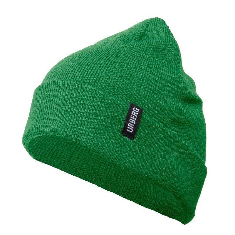 Urberg Folded Beanie 1SIZE Green