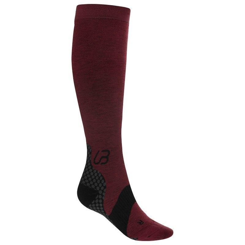 Urberg Hiking Compression Socks 43-46 Wine