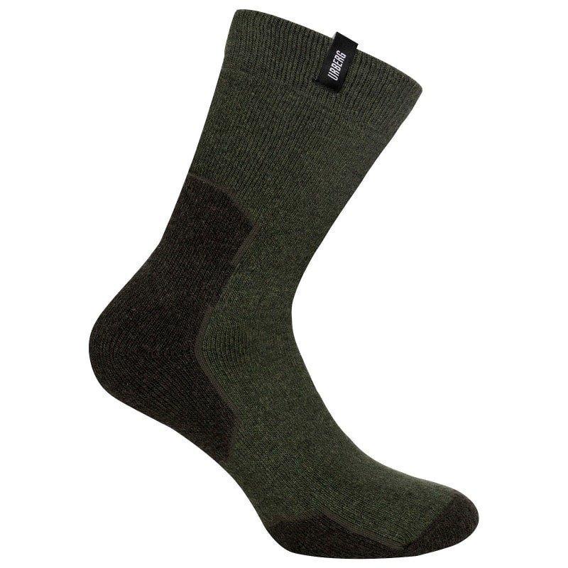 Urberg Hunting Sock Mid 44-47 Green