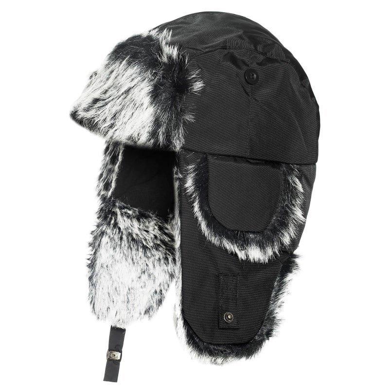 Urberg Kalix Winter Hat 1SIZE Black