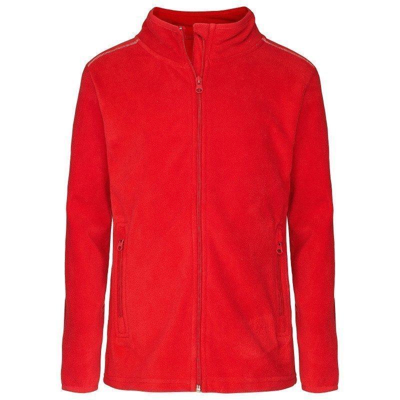 Urberg Kid's Fleece Jacket 98/104 Red