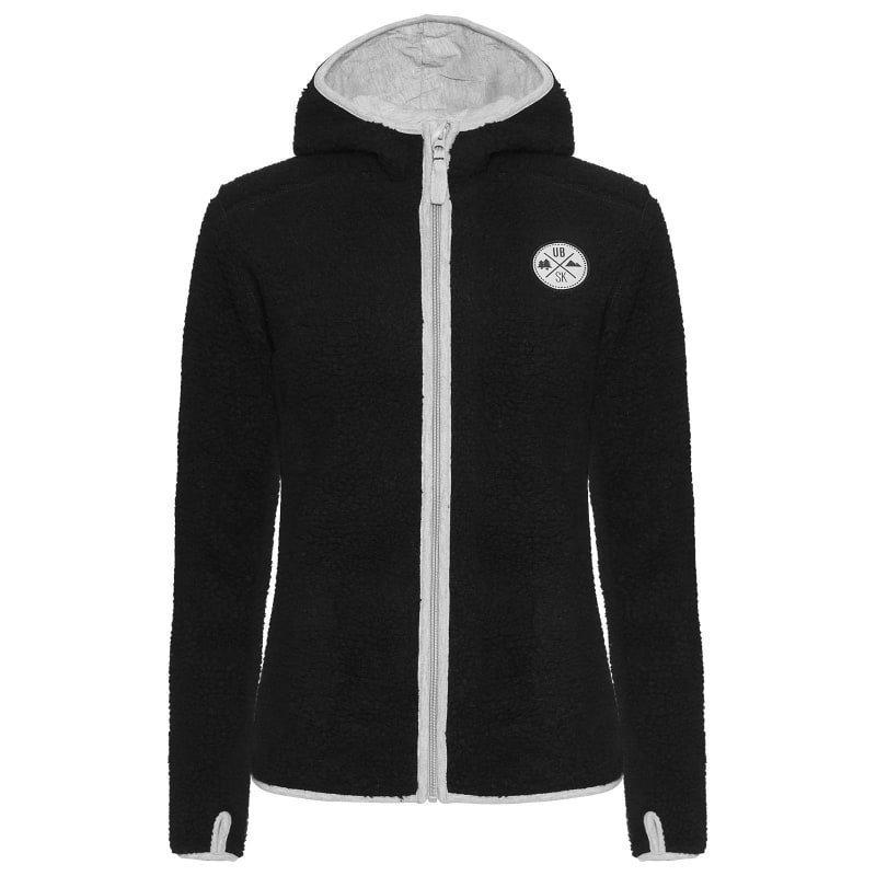 Urberg Kramfors Women's Pile Fleece XS Black