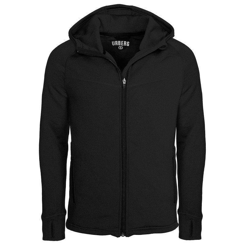 Urberg Men's Stretch Hood XL Black