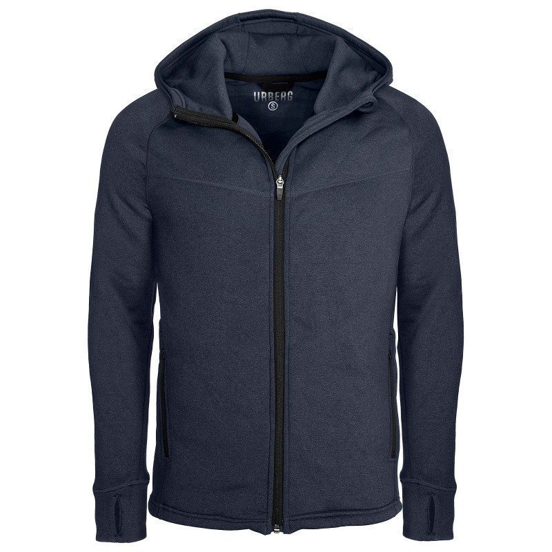 Urberg Men's Stretch Hood XL Grey Melange