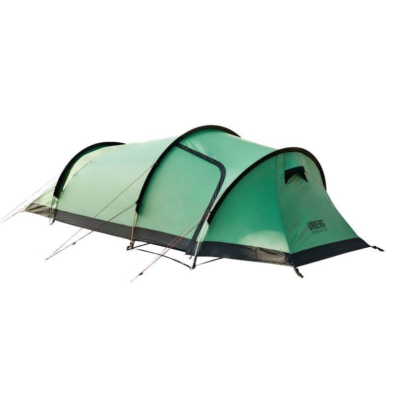 Urberg Rapadalen 3-Person Tunnel Tent 1SIZE Green