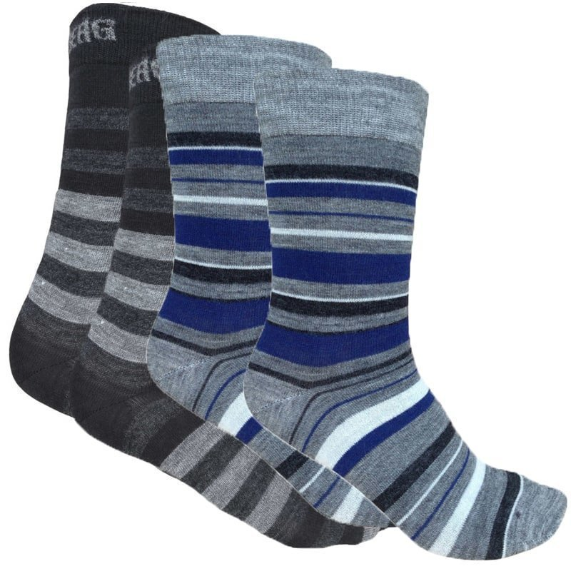 Urberg Striped Wool 2 pack
