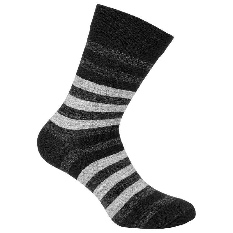 Urberg Striped wool 36-39 Black Stripe