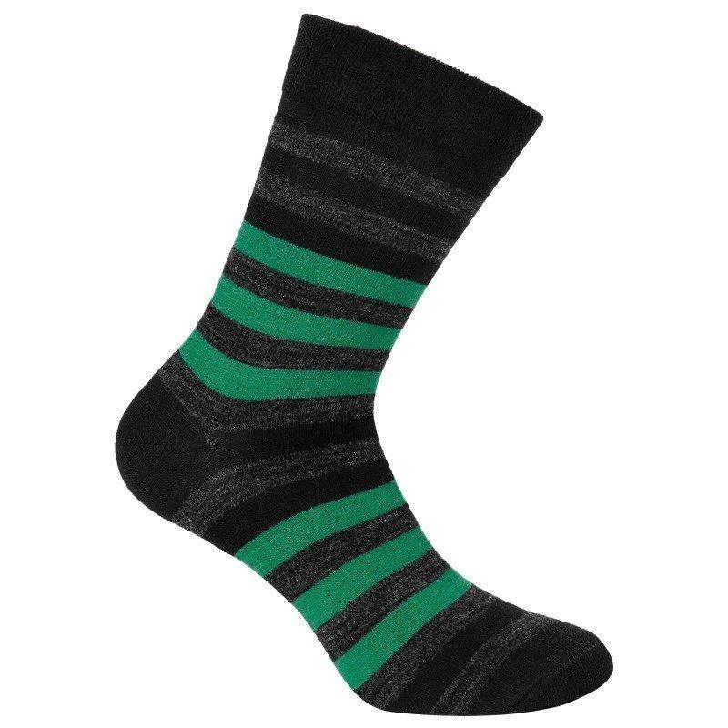 Urberg Striped wool 36-39 Green Stripe