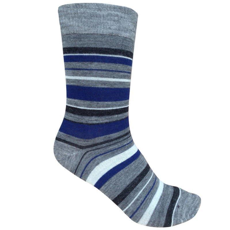 Urberg Striped wool