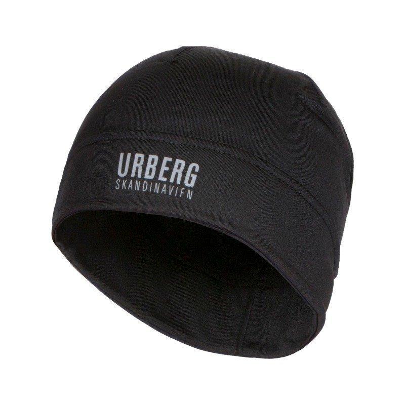 Urberg Thin Running Beanie Black