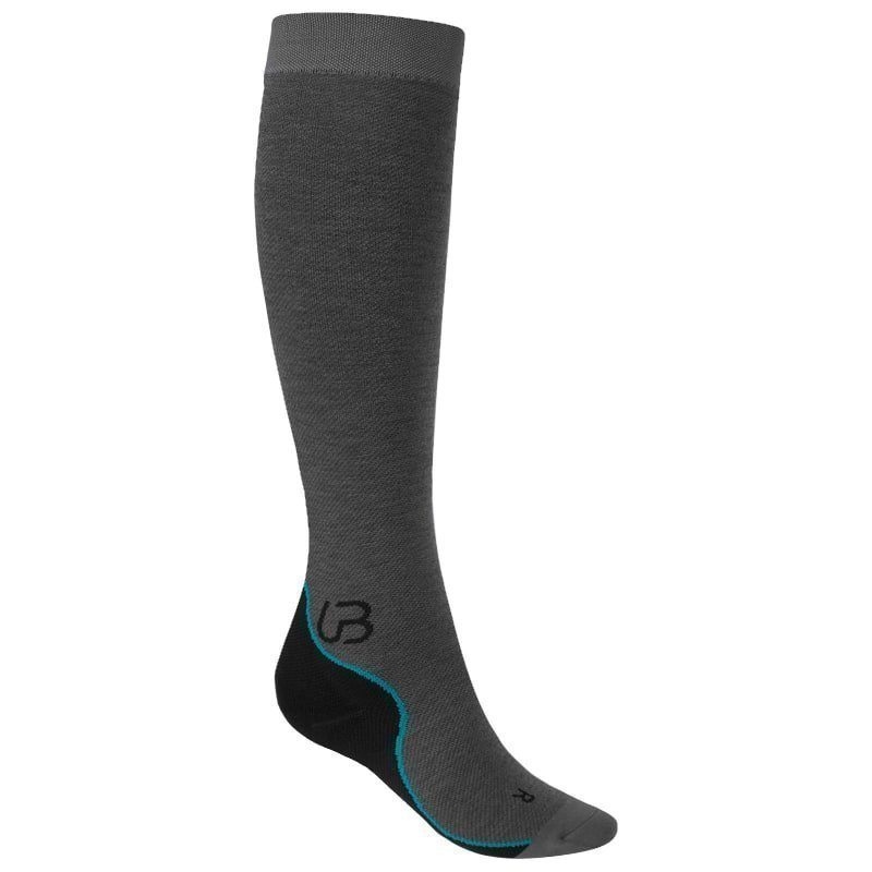 Urberg Trekking Compression Socks 43-46 Gray