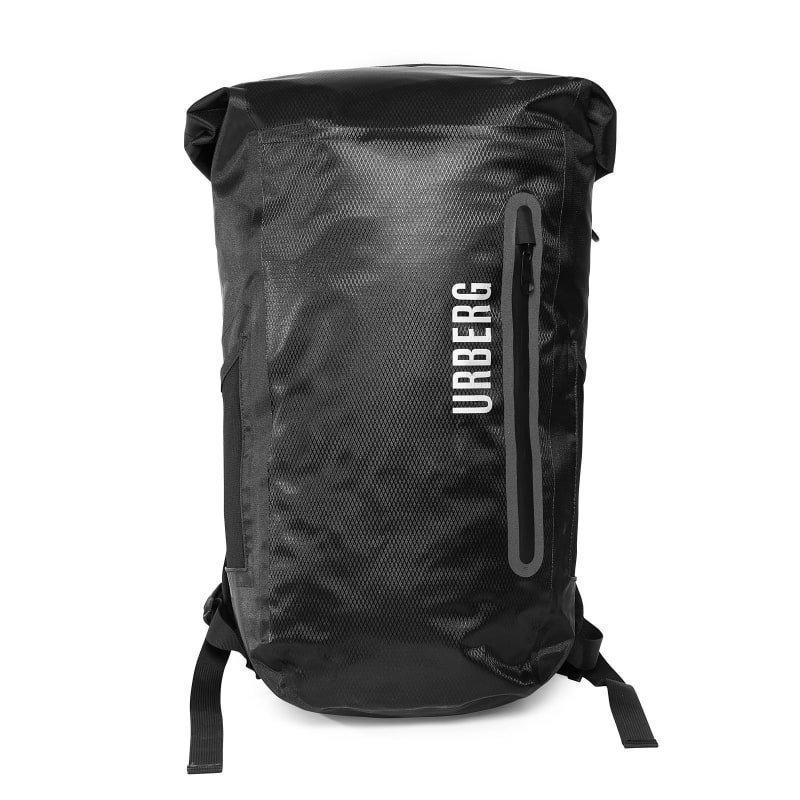 Urberg Utrail Backpack 1SIZE Black Ripstop