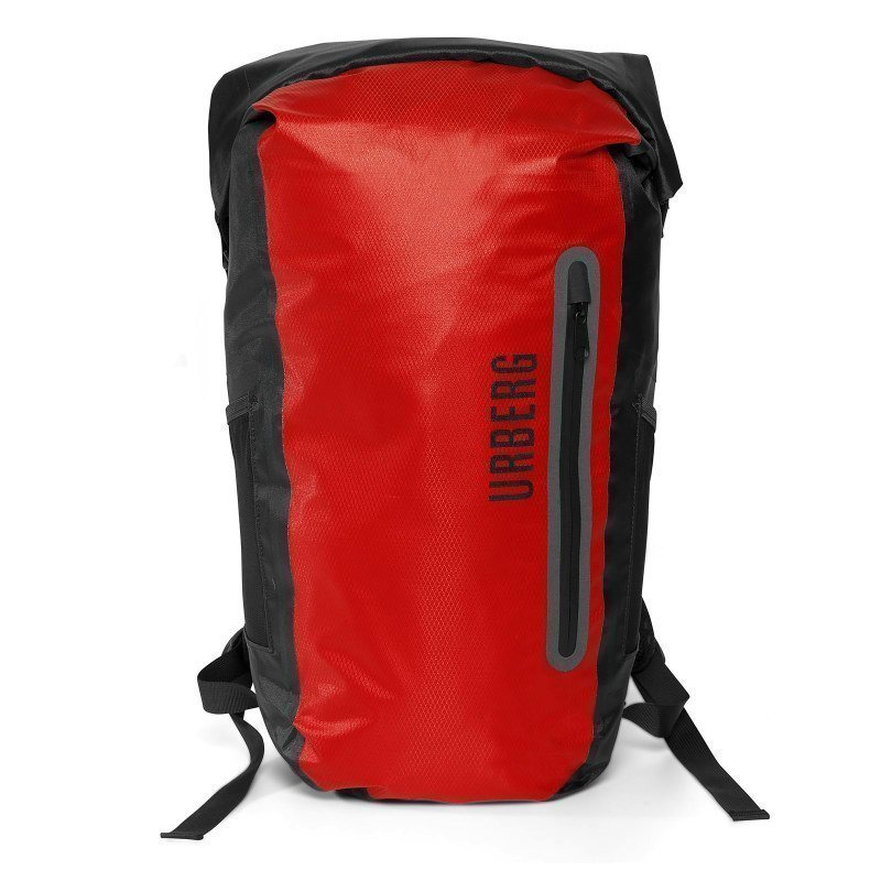 Urberg Utrail Backpack 1SIZE Red Ripstop