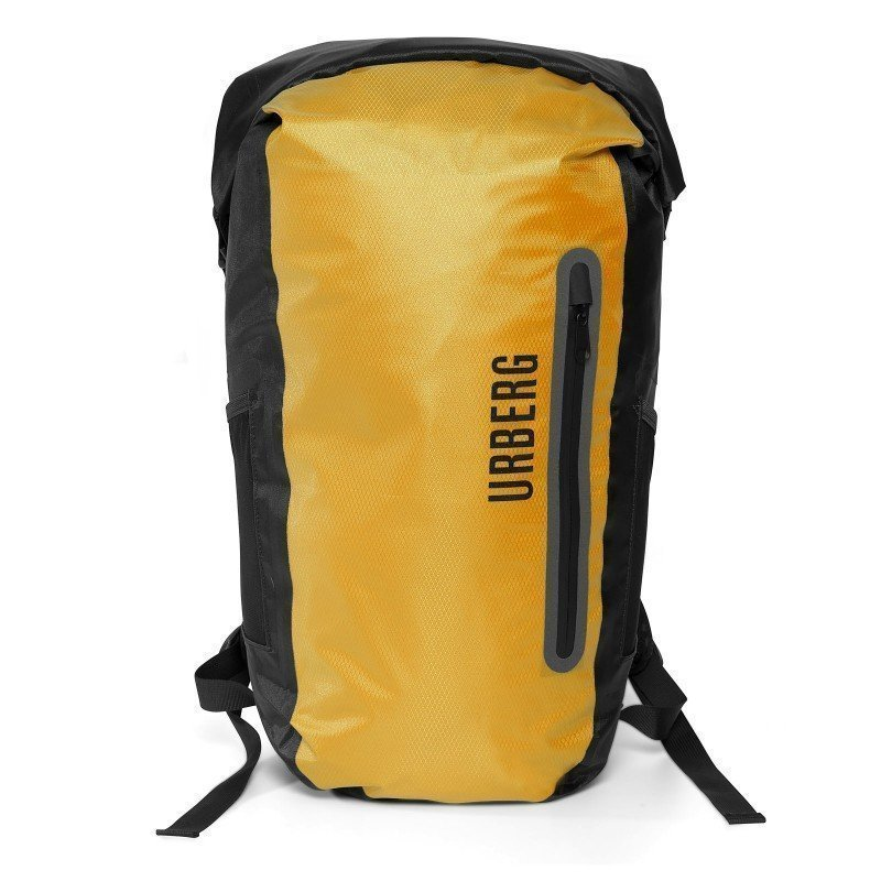 Urberg Utrail Backpack 1SIZE Yellow Ripstop