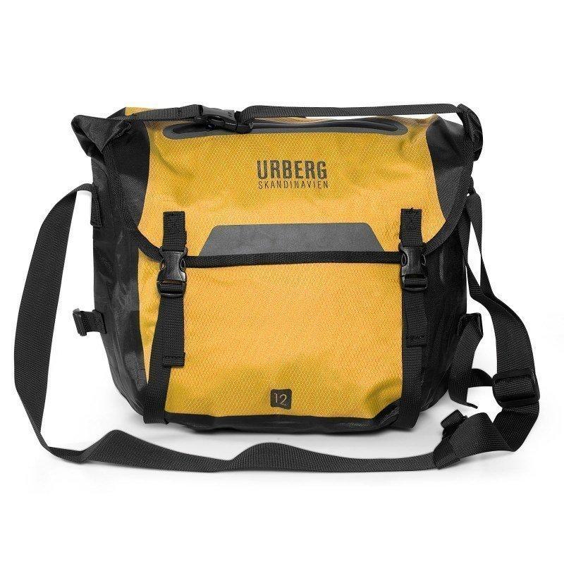 Urberg Utrail Messenger 1SIZE Yellow Ripstop